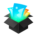 Wallz - HD Stock, Community & Live Wallpapers icon