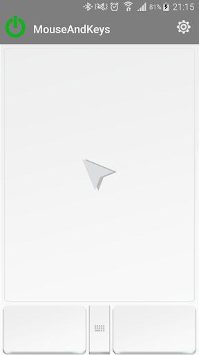 Mouse & Keyboard Unicode FREE 1.0 screenshots 1