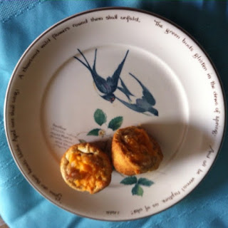 Easy Crab Tarts.
