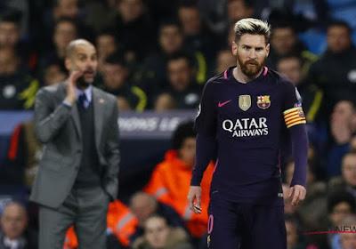 """Kompany """"espère que Messi ira à Manchester City"""""""