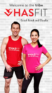 HASfit Home Workout Routines & Fitness Plans - náhled