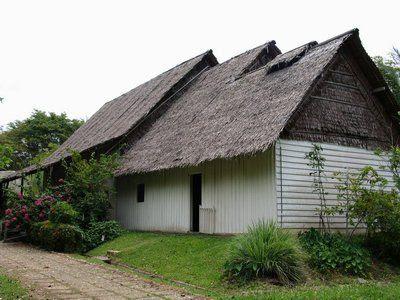 Chinese Farmhouse