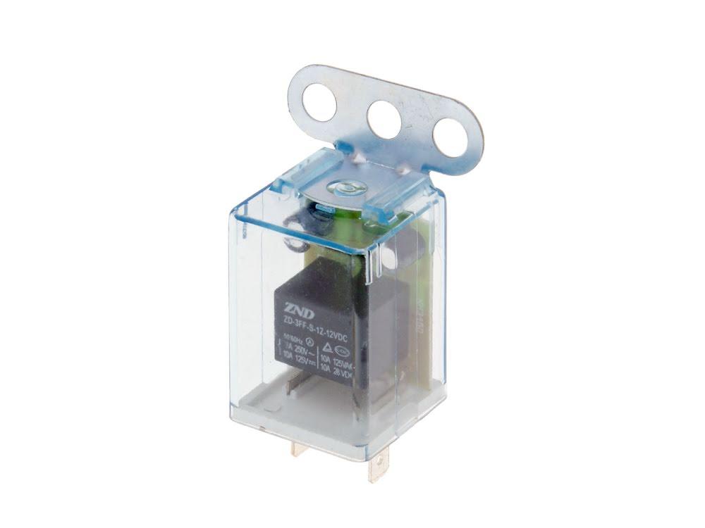 Blinkersrelä 3-polig digital LED / Standard