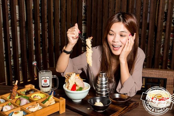 墨吉日本料理司天丼