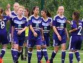 Anderlecht opent seizoen met overwinning dankzij Sarah Wijnants