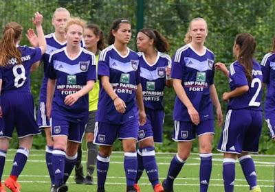 Anderlecht ouvre sa saison sur une victoire grâce à Sarah Wijnants