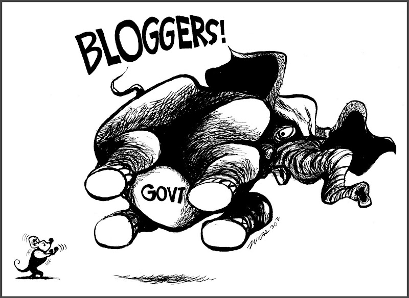 Zunar's Bloggers vs. Government