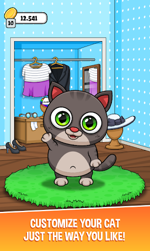 Oliver the Virtual Cat 1.32 screenshots 2