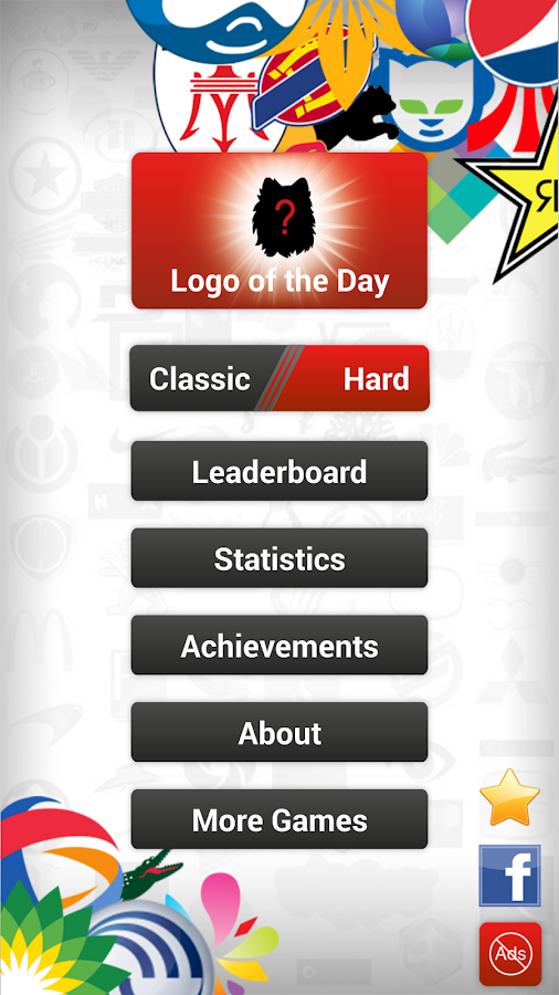 Logo Quiz Ultimate: captura de tela