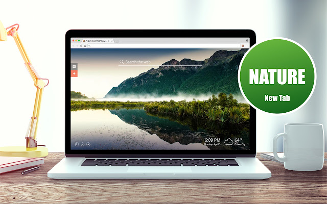 *NEW ANIMATED* Nature HD Wallpapers New Tab