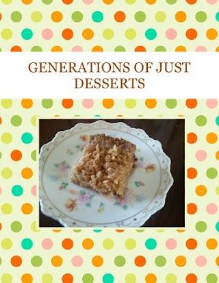 GENERATIONS OF JUST DESSERTS