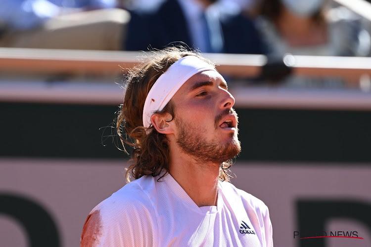 """Tsitsipas verloor op dag van Roland Garros-finale ook zijn grootmoeder: """"Een wijze vrouw met geloof in het leven"""""""
