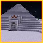 エジプトのピラミッド。マインクラフトの地図 icon
