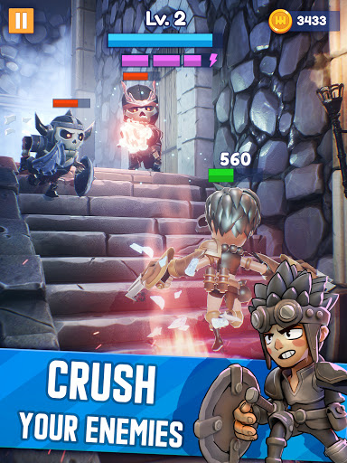Archer's Tale - Adventures of Rogue Archer  screenshots 10