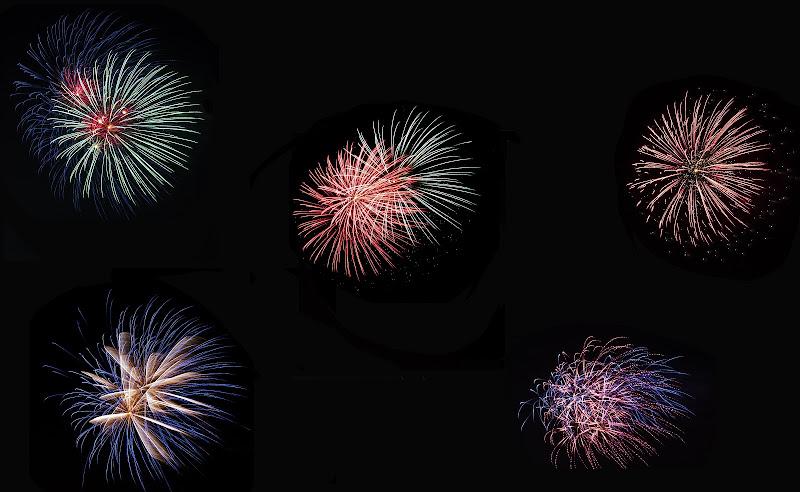San Lorenzo Fireworks di nerocomebatman