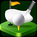 Golf GPS Range Finder & Score icon