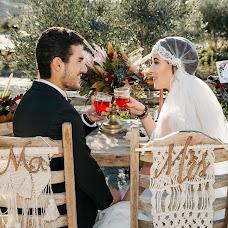 Wedding photographer Olesia Ghohabi (Olesiagh). Photo of 02.02.2018