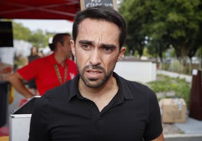 Alberto Contador va courir en Colombie pour le Giro de Rigo