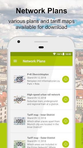 MVV-App – Munich Journey Planner & Mobile Tickets 5.34.13648 screenshots 7