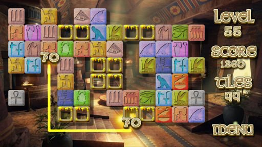Pyramid Mystery Solitaire screenshots 3