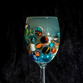 by Jack Raymond - Artistic Objects Still Life