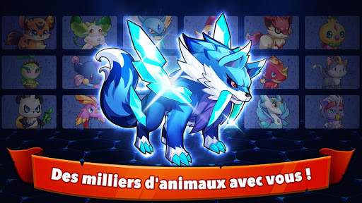 Pet Alliance 2 - Combats de monstres  captures d'écran 1