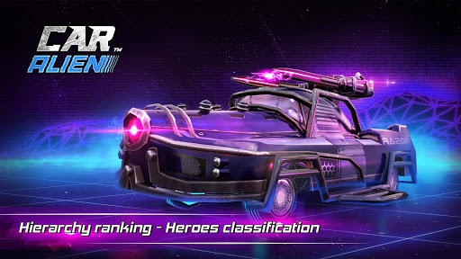 Car Alien - 3vs3 Battle screenshot 12