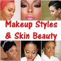 Makeup Styles & Skin Beauty icon