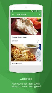 Lunch Recipes- screenshot thumbnail