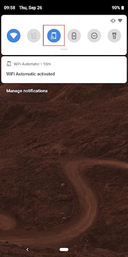 WiFi Automatic - WiFi auto connect