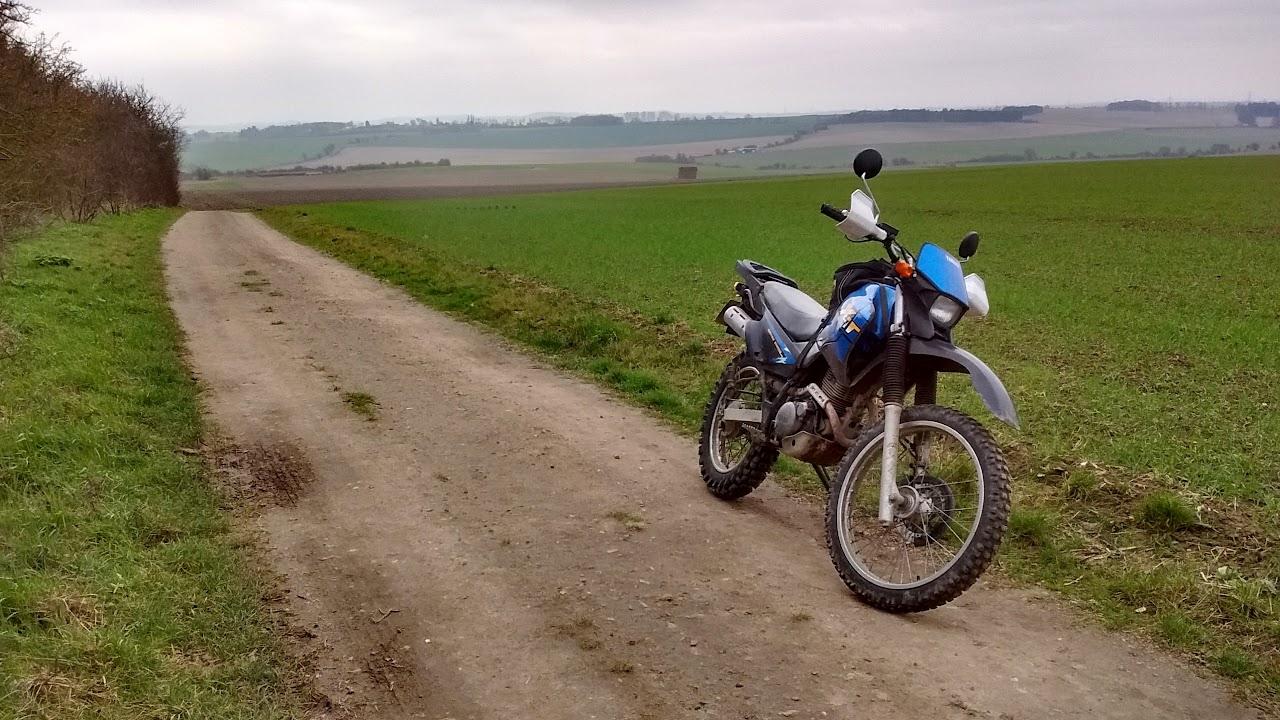 Yamaha XT225 2004
