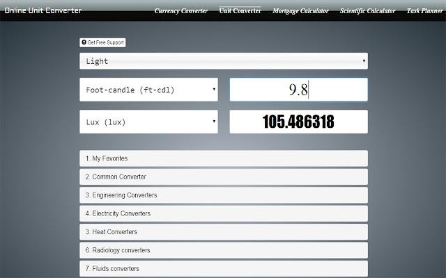 Unit Converter Website
