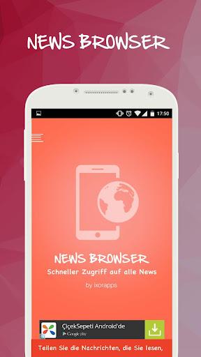 News Browser Alle Zeitungen
