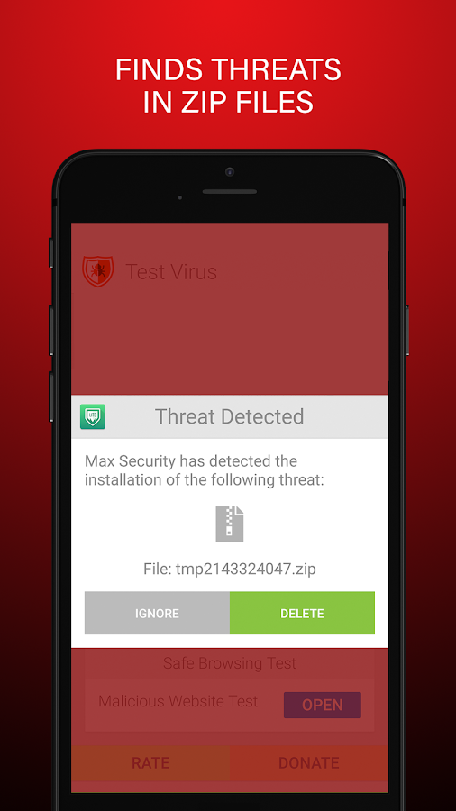 Antivirus FREE Lite - 2017- screenshot