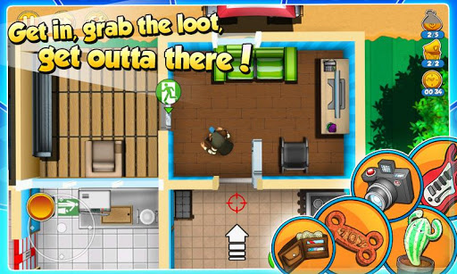 Robbery Bob 2: Double Trouble 1.6.4.3 Cheat screenshots 4