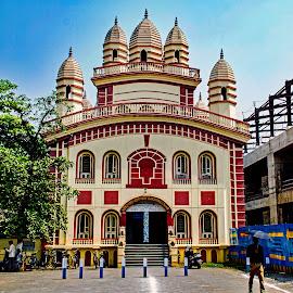 Kolkata  by Doug Hilson - Buildings & Architecture Public & Historical