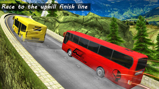 Bus Racing - Hill Climb 2.1 gameplay | by HackJr.Pw 5