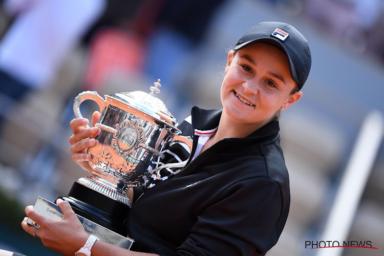 Une nouvelle joueuse prend la première place mondiale au classement WTA