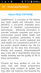 FNB English HealthPhone- screenshot thumbnail