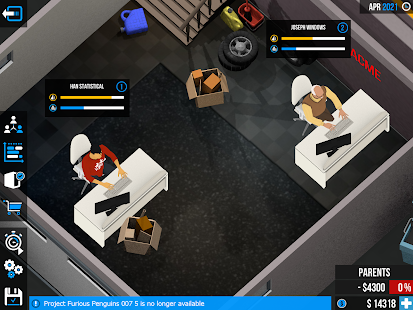 Business Inc. 3D: Realistic Startup Simulator Game Screenshot