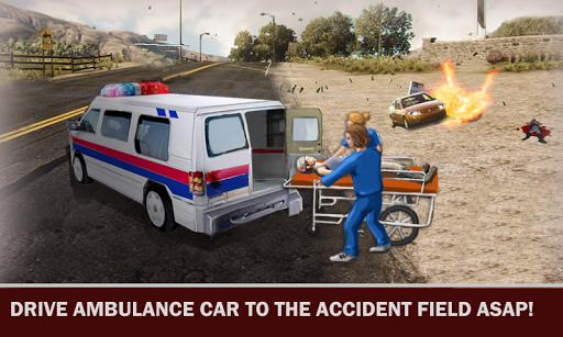 Ambulance: Spot Rescue 3D