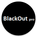 BlackOut Pro(Parental control) for kids /addiction icon