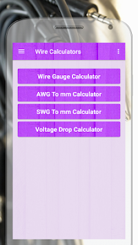 Download electric wire calculator apk latest version app for electric wire calculator poster electric wire calculator poster greentooth Gallery
