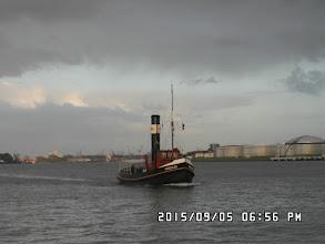 Photo: privévaart Wereldhavendag  Foto: F. Trooster