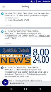 Radio Handball- screenshot thumbnail