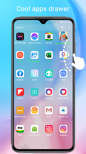 Cool Mi Launcher - CC Launcher 2020 for you 3.3.1 Screenshots 2