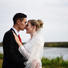 Wedding photographer Darya Marsheva (lapuik93). Photo of 20.09.2017