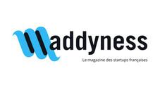 maddyness logotipo