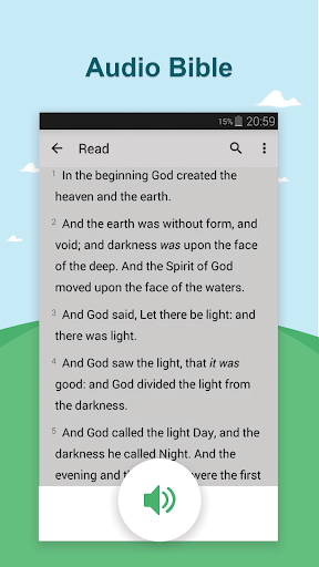 Bible App screenshot