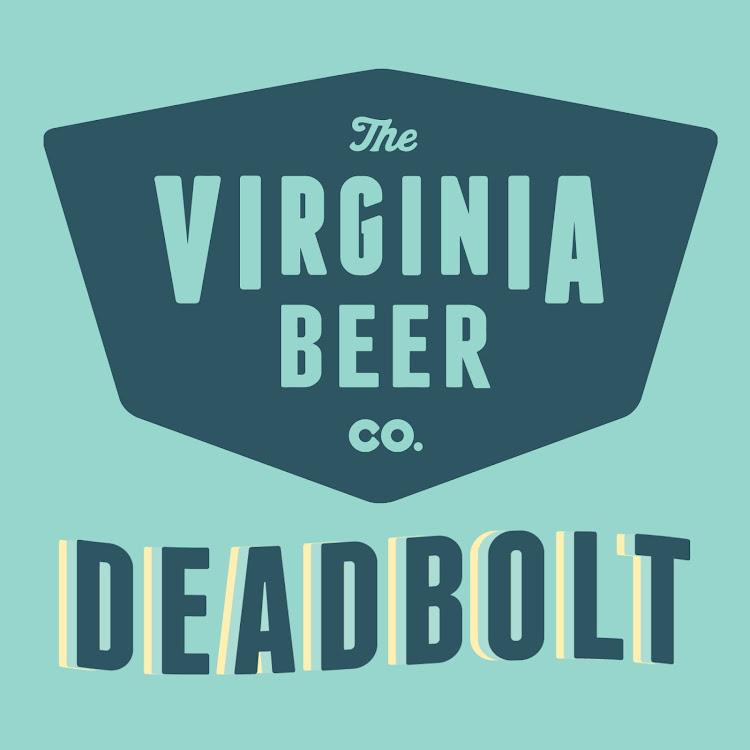 Logo of Virginia Beer Co. Blood Orange Deadbolt